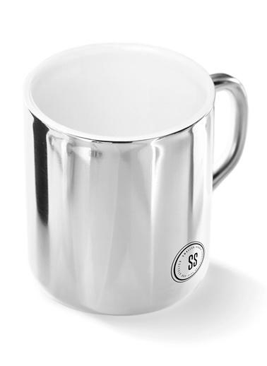 Smaller Studio Fuck Mug  Gümüş